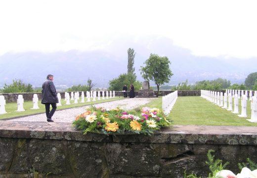 6 Май 2008 – честване Деня на храбростта в Ново село, Р. Македония