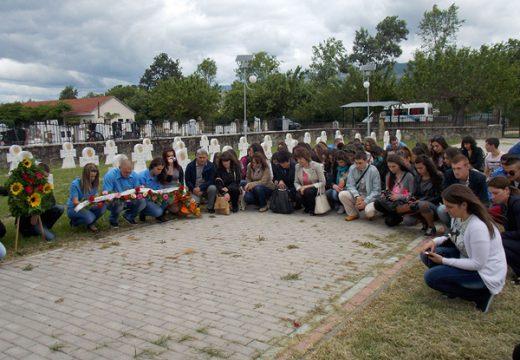 Над 100 български и македонски младежи честваха Деня на Ботев в Македония