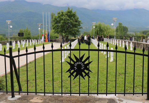 Честване Деня на храбростта 6 май 2013 в Ново село, Македония