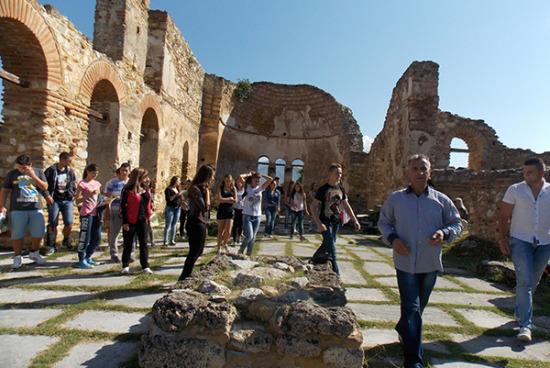 По стъпките на цар Самуил (997-1014)