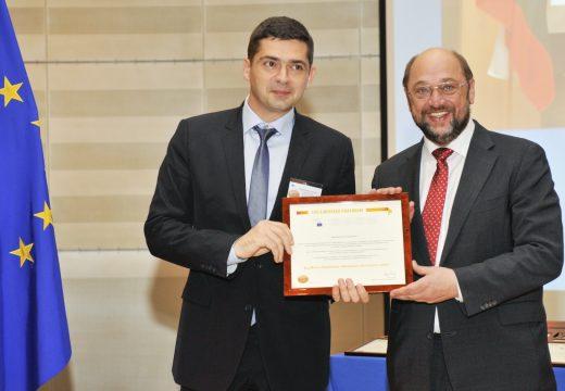 """Церемония """"Европейски гражданин"""" – Европейски парламент"""