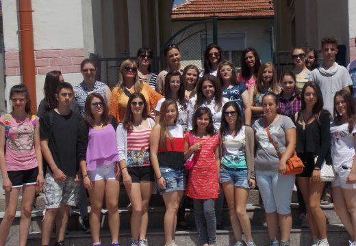 Младежи от Македония  посетиха Родопите