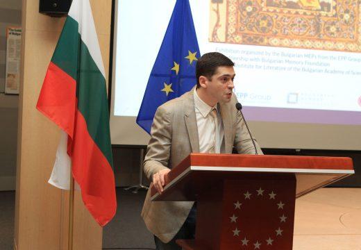 Акад. Валери Петров и д-р Милен Врабевски лауреати на най-високото отличие на Европейския парламент
