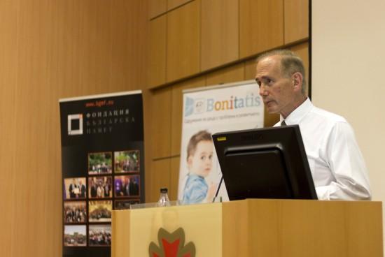Д-р Милен Врабевски подкрепи представянето на иновативен метод за лечение на деца с аутизъм