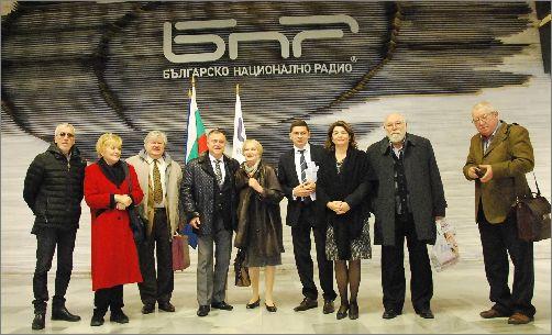 Д-р Милен Врабевски, член на Общественият съвет на Българското национално радио