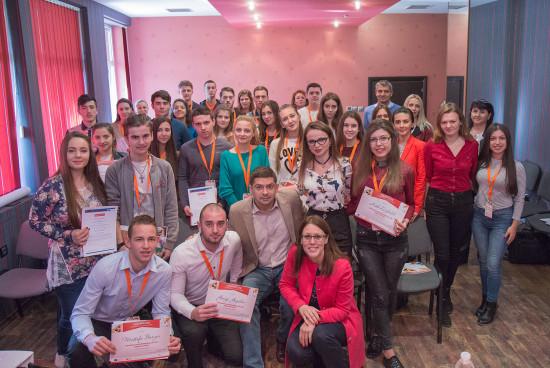 """Успешно приключи проект: """"Изграждане на предприемаческа култура сред младите хора"""""""