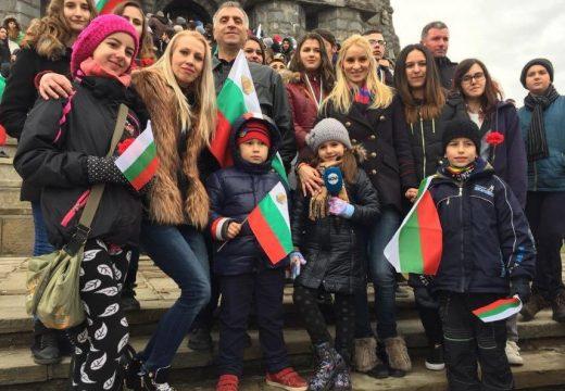 Фондация Българска Памет отбеляза Националния празник на България с родолюбива инициатива