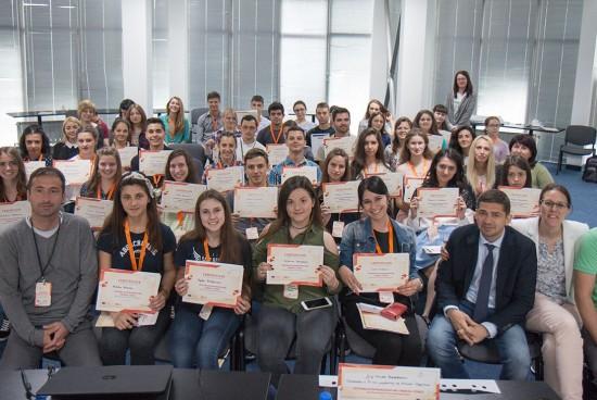 """Успешно приключи проект: """"Насърчаване на предприемачеството и финансовата грамотност с цел преодоляване на младежката безработица"""""""