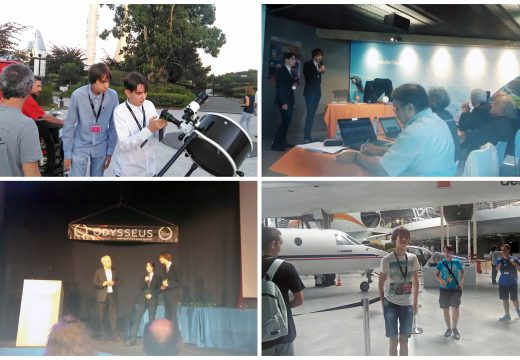 """Млади астрономи от Варна с отлични резултати на международното космическо състезание """"Одисей"""""""