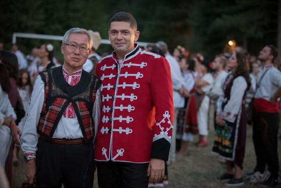 """""""Апостолът на българщината"""" бе специален гост на тазгодишния събор в Жеравна"""