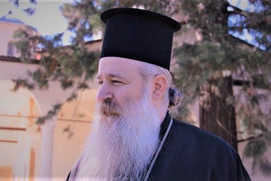 Величкият епископ Сионий ще присъства на литургия в Струмица