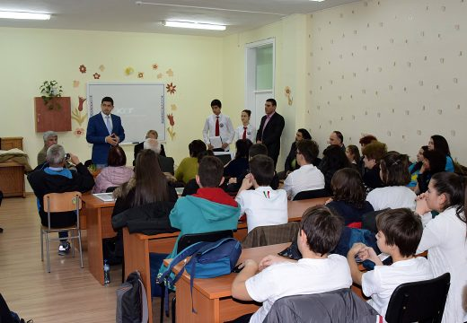 Час по родолюбие в Свиленград с д-р Врабевски, проф. Павлов и проф. Митев