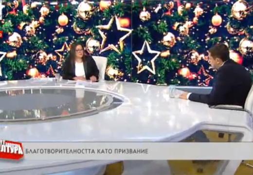 """Д-р Врабевски за инвестицията в младите хора по БНТ в """"Денят започва с култура"""""""