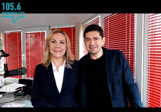 Д-р Врабевски за Коридор №8 и бъдещето на Европа в разговор с Елена Розберг