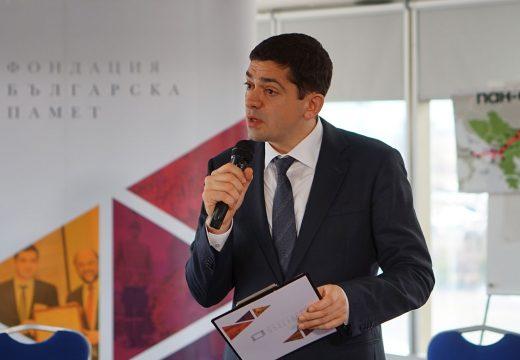 Д-р Милен Врабевски: Коридор №8 трябва да бъде продължен към Молдова и Украйна