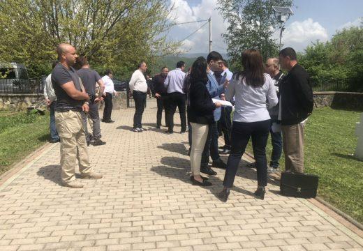 Последни приготовления за съвместното честване на 6 май на Българския военен мемориал в Ново село