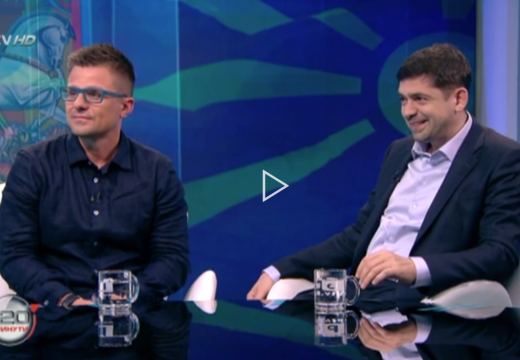 """д-р Милен Врабевски гостува в """"120 минути"""" по bTV"""