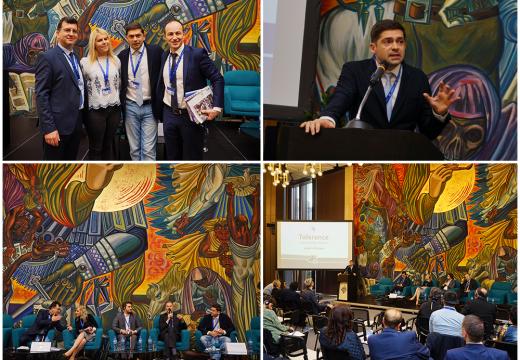 """Д-р Врабевски взе участие във форума """"Толерантността в Западните Балкани: ключ към Европа"""""""