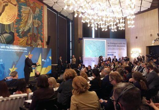 """Д-р Милен Врабевски и Бойко Борисов участваха в конференцията """"Диалог със Западните Балкани"""""""