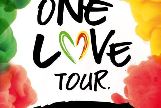 Заповядайте наOne Love Tour в София!