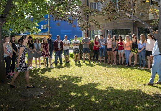 30 младежи от България и Литва изграждат предприемачески компетенции в София
