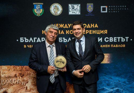 """Фондация """"Българска памет"""" учреди годишна награда за високи обществени заслуги"""