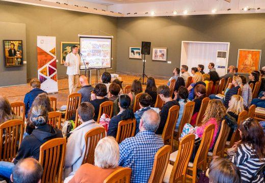 Д-р Врабевски изнесе мотивираща лекция пред младите и активни хора на Ямбол