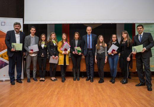 Д-р Врабевски награди победителите в Национален исторически конкурс, посветен на 170 г. от рождението на Христо Ботев