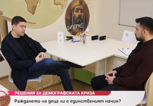 """""""На Кафе"""": Д-р Милен Врабевски – възрожденец от ново време"""