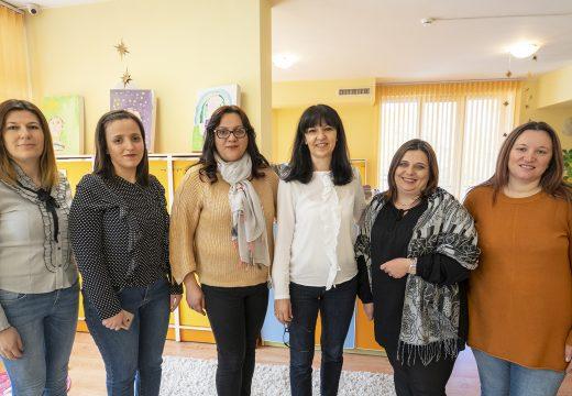 Учители от Македония бяха на практически обмен в София с подкрепата на д-р Милен Врабвески